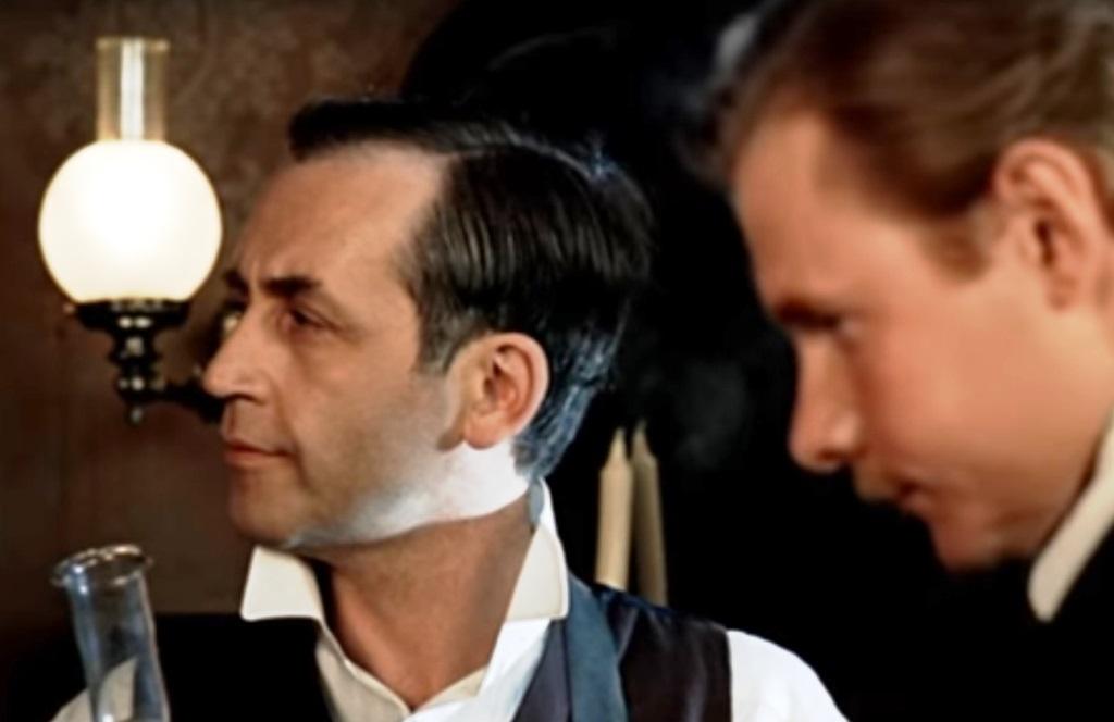 Шерлок холмс знакомства